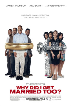 Download Why Did I Get Married Too movie HQ DVD ipod formats Divx PDA here :  movie safely get download